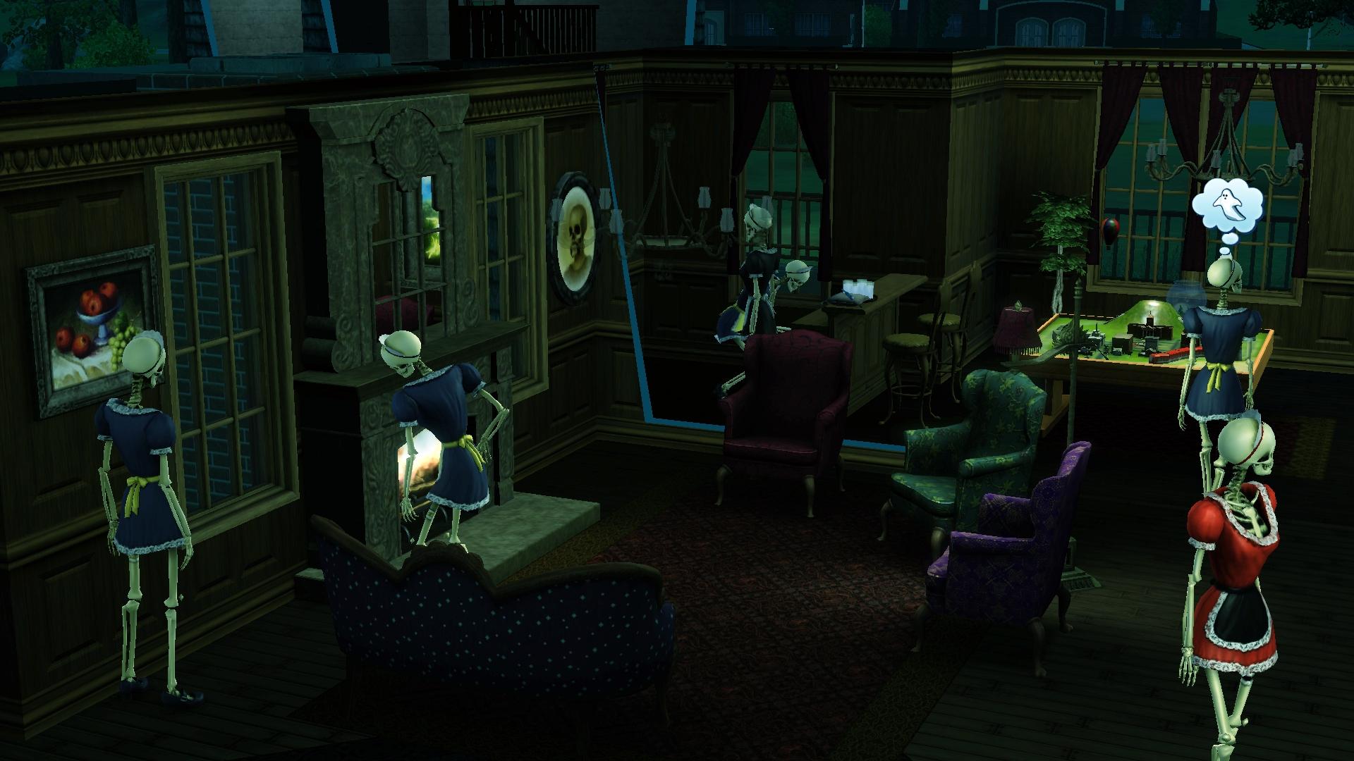 Игра The Sims 3 Сверхъестественное И Питомцы