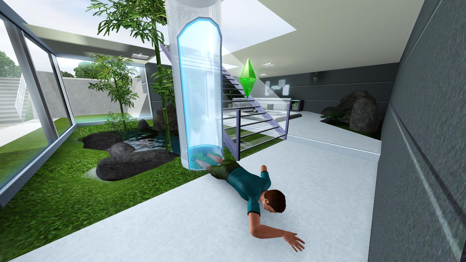 Preview de sims 3 vooruit in de tijd - De gevels van de huizen ...