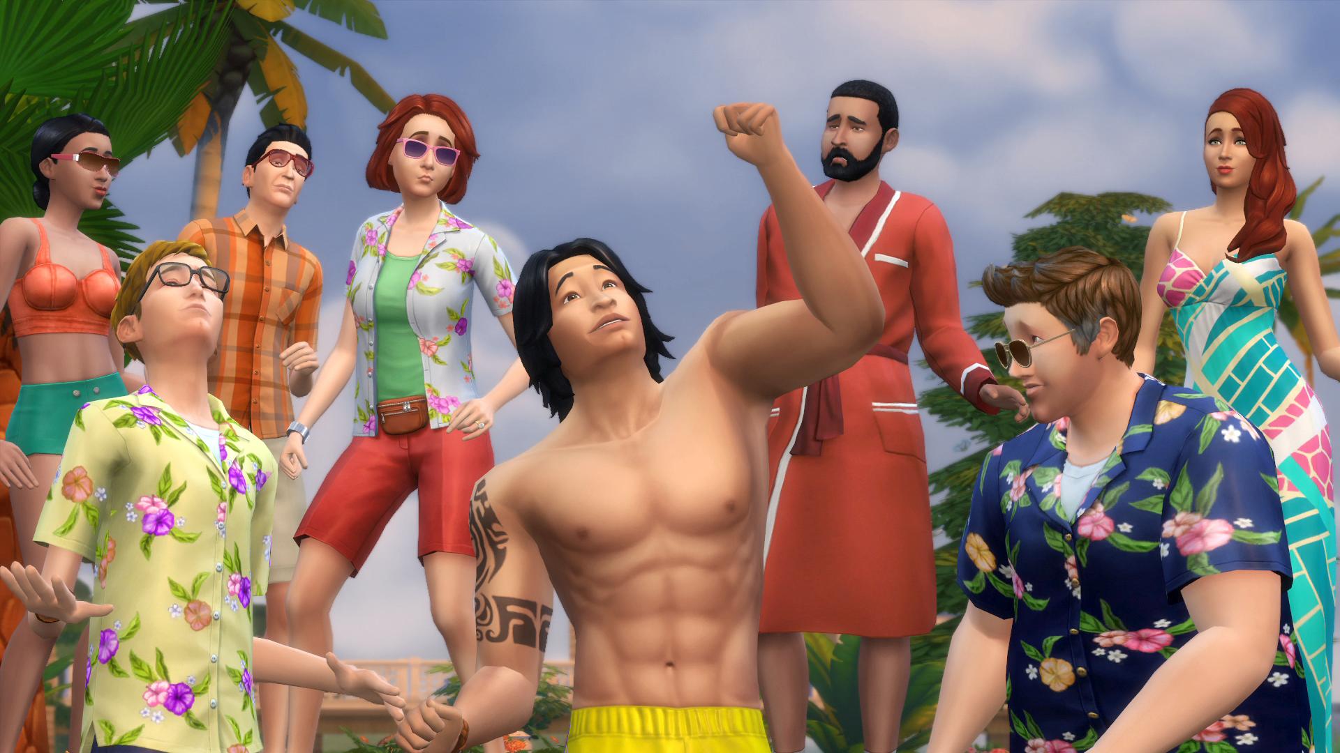Sims 4 –